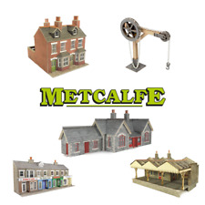 Metcalfe Models Card Model Kit for Model Railways OO Gauge
