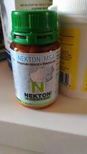Nekton MSA 40 gr calcio y fosforo para el desarrollo de pichones y puesta y cria