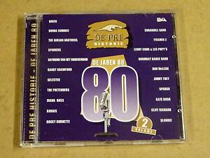 CD / DE PREHISTORIE DE JAREN 80 1980 - VOLUME 2