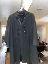 REPLICA DOC HOLLIDAY  FRONTIER WESTERN MEN'S MID LENGTH COAT