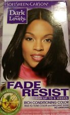 Dark and Lovely Fade Resist #371 Jet Black Hair Color