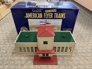 + Lionel MTH American Flyer O Gauge 6-49839 #793 Illuminated Union Station NIB