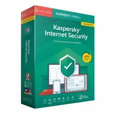Kaspersky Internet Security 3 dispositivos 1 Año renovacion