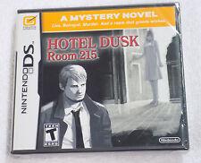 Hotel Dusk DS NEW SEALED RARE DSi XL Lite