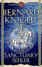 The Sanctuary Seeker by Bernard Knight, Book, New (Paperback, 2004)