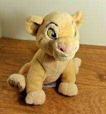 Disney Store Lion King Simba Soft Toy