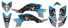 YFZ450 2003 2004 2005 2006 2007 2008 Yamaha Graphic decal kit stickers racing