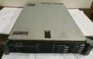 - Dell PowerEdge R710 Server W/2x Xeon X5650/16GB RAM /7x CADDY/ 2x PSU (NO HDD)