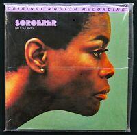 MFSL 2 LP  MILES DAVIS  SORCERER  45 RPM  ** SEALED PROMO **   Audiophile  MoFi