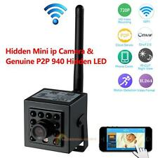 HD 720P Wireless WiFi IP Security Mini Webcam Camera Indoor IR Night Vision P2P