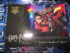 HARRY POTTER POA AZKABAN FOIL RARE CARD N° R7 CHASE//SUBSET//POSTER UPDATE MINT
