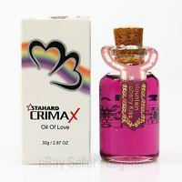 """STAHARD CRIMAX"" CLIMAX Massage oil Mountain Raspberry Kiss"