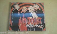 MAXI CD---NO DOUBT--HELLA GOOD--PROMO-1  TRACKS