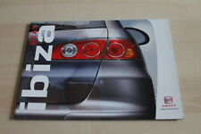 138324) Seat Ibiza Prospekt 04/2004