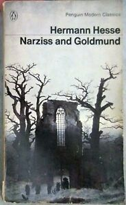 Narziss & Goldmund - Herman Hesse; Paperback book (Penguin 1971)
