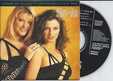 SHA-NA - Geef je hart vannacht aan mij CD SINGLE 2TR CARDSLEEVE Europop 1995