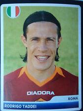 Panini 154 Rodrigo Taddei AS Roma UEFA CL 2006/07