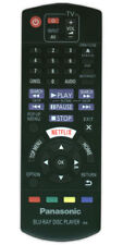 Original PANASONIC Blu-Ray Disc Player Remote Control N2QAYB001029.