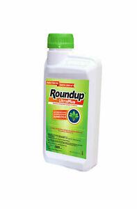 Désherbant roundup ultraplus 360 herbicide pour Professionnel 500ML tous jardins