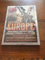 Rick Steves Europe A Symphonic Journey CD & DVD 2013