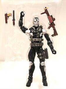 """Marvel Legends 6"""" Demolition Man Red Skull Onslaught BAF Wave Captain America"""
