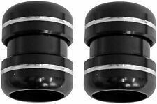 ModQuad EHC1-BLK Exhaust Clamps - Grooved - Black Anodized