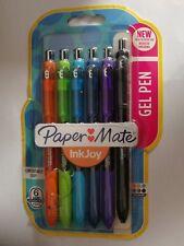Papermate Inkjoy Gel Pens - Pack Of 6 - Sealed