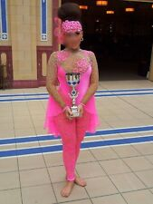 Freestyle slow dance costume U16/O16