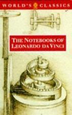 The Notebooks of Leonardo da Vinci (World's Classics)-ExLibrary