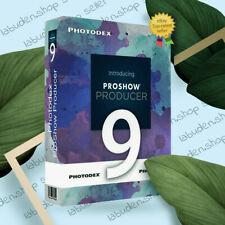 Photodex Proshow Producer 9 ✔️ FULL VERSION ✔️ Win ✔️LIFETIME