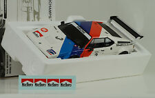 BMW M1 E26 Procar Series 1979 Pironi Decals Sponsor 1:18 Minichamps kein/no car