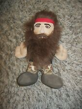 Duck Dynasty Willie Robertson 8 inch talking doll - SUPER FUNNY