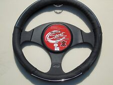 i - TO FIT A VOLKSWAGEN TOUAREG, STEERING WHEEL COVER, SWC 27 MEDIUM