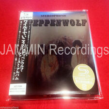 STEPPENWOLF - SELF TITLED - ST (1968) JAPAN MINI LP SHM CD with BONUS TRACKS
