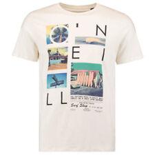 Magliette da uomo a manica corta bianca O'Neill