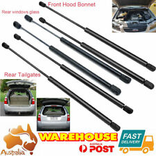 Vehicle Rear Window Glass+Tailgates+Bonnets Gas Struts For Ford Territory 6PC AU