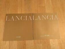 LANCIA Phedra Depliant sales brochure + allegato optional dotazioni
