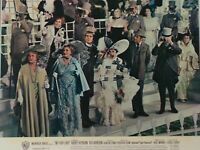 "ORIGINAL 1964 LOBBY CARD 10"" x 8"" - 'MY FAIR LADY' - AUDREY HEPBURN - HARRISON"