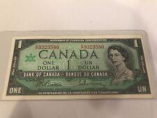 10 1967 $1 Dollar bills