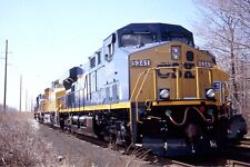 ORIGINAL FUJICHROME ACTION SHOTS  4 PACKS SPECIAL # 4  CSX  - BNSF - APACHE