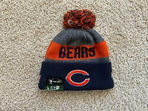 NWT New Era Chicago Bears Knit Beanie Hat