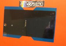 COVER POSTERIORE SONY per XPERIA Z ULTRA XL39H C6802 BATTERIA NERO BACK RICAMBIO