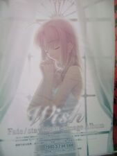 FATE STAY NIGHT ANIME MANGA ROLL-UP PROMO POSTER FREE SHIPPING 2