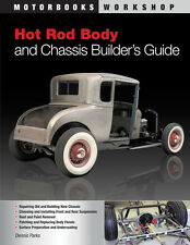 Hot Rod Body and Chassis Builder's Guide Book - BRAND NEW! scta 1932 ford asc