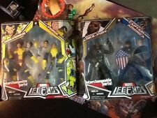 MARVEL LEGENDS THE AVENGERS ULTIMATE FURY & CAPTAIN AMERICA, WOLVERINE & FORGE