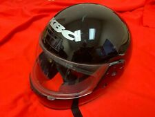 KBC TK-7 Motorcycle Helmet Black Size XXL DOT SNELL M 95