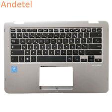 ASUS TP401 Laptop Palmrest C Cover Upper Case Keyboard Bezel