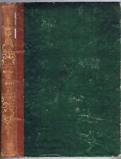 MOSAÏQUE du MIDI Tour Magne Sorrèze Pépézuc Barèges Avril 1837-Mars 1838 N°1 EO