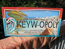 Keyw-Opoly Game Celebrating Key West & Keyw Corporation New & Factory Sealed!