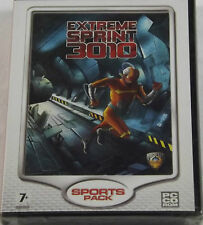 Extreme Sprint 3010 - PC CD ROM Computer Game - Pheonix Games 2006